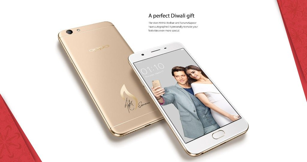 Fitur Oppo F1s New Edition