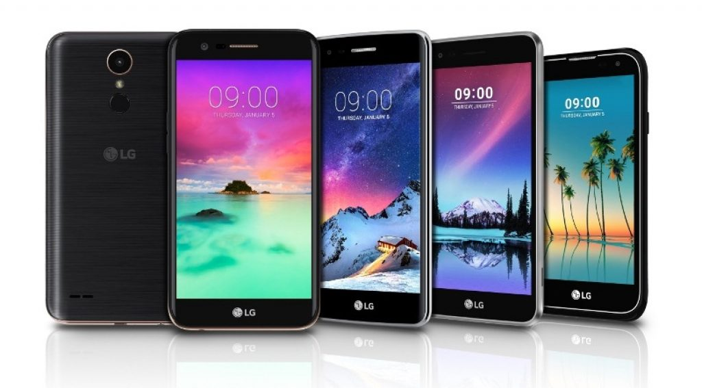 "fitur LG K8 ""New Edition"""