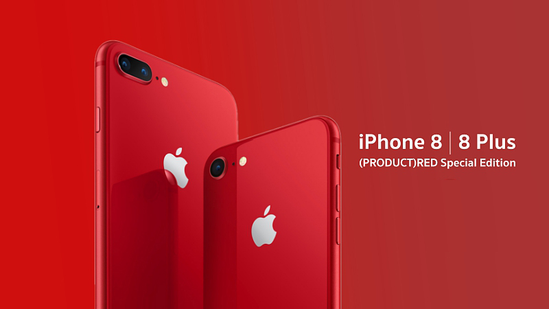 Apple Hadirkan iPhone 8 Varian RED Special Edition 76e0b06eba