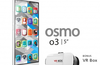 Review Osmo O3: Hadir Fingerprint Sensor & 4G LTE
